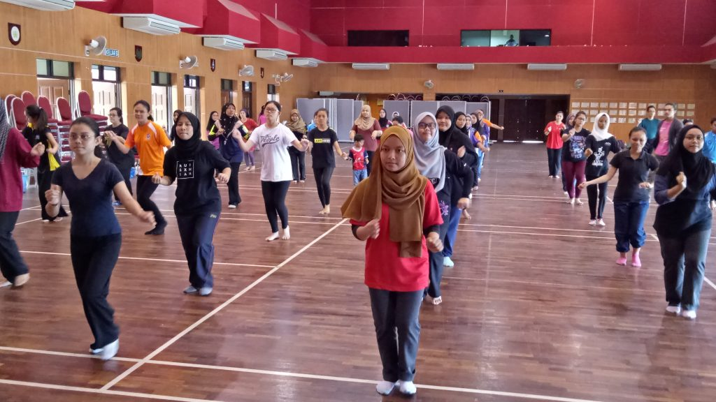 Community Outreach – ASK Dance Company